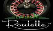 Онлайн автомат European Roulette от казино Вулкан Вегас картинка логотип