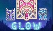 Игровой автомат Glow в онлайн казино Вулкан Вегас картинка логотип