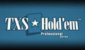TXS Hold'em Pro Series от онлайн игрового клуба автоматов Вулкан картинка логотип