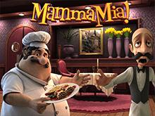 Mamma Mia и другие игровые автоматы Вулкан онлайн картинка логотип