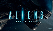 Игровой автомат Aliens от Вулкана Платинум картинка логотип