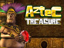 Сокровища Ацтеков 2D на зеркале Вулкан