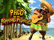 Пако И Трещащие Перцы в клубе Вулкан