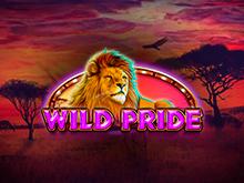 Виртуальный аппарат Wild Pride от разработчиков из Booming Games