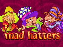Виртуальный слот Mad Hatters: вращайте барабаны онлайн