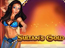 Sultans Gold — виртуальный слот с пятью барабанами