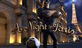 A Night in Paris от Вулкан игровых автоматов на деньги в нашем игровом клубе картинка логотип