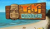 Tiki Wonders от онлайн игрового клуба автоматов Вулкан на реальные деньги картинка логотип