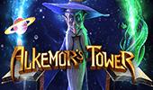 Игровой автомат Alkemors Tower от Вулкан Вегас картинка логотип