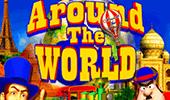 Игровой автомат Around The World в Вулкан Вегас картинка логотип