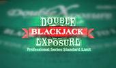 Игровой автомат Double Exposure Blackjack Pro Series в онлайн Вулкан делюкс картинка логотип