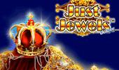 Just Jewels Deluxe от игровых автоматов Вулкан в онлайн клубе картинка логотип