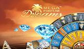 Игровой автомат Mega Fortune Dreams в онлайн Вулкан Вегас картинка логотип