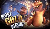 Игровой автомат More Gold Diggin только в Вулкан Платинум картинка логотип
