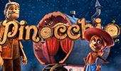 Игровой автомат Pinocchio от Вулкан Делюкс онлайн картинка логотип
