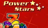 Игровой автомат Power Stars от Вулкан Вегас картинка логотип