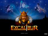 Вулкан игровые автоматы представляют Excalibur в онлайн клубе картинка логотип