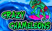 Автоматы Вулкан представляют Crazy Chameleons в лучшем игровом клубе картинка логотип