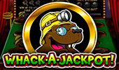 Играть в Whack a Jackpot на портале автоматов Вулкан клуба онлайн картинка логотип