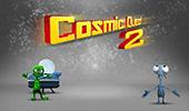 Автомат Cosmic Quest 2 от Вулкан Платинум онлайн картинка логотип
