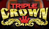 Играть в Triple Crown на портале автоматов Вулкан клуба на реальные деньги онлайн картинка логотип