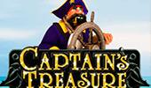 Автомат Captains Treasure играть в Вулкан Платинум картинка логотип