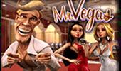 Mr Vegas от игровых автоматов Вулкан на деньги в онлайн клубе картинка логотип