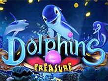 Играть онлайн в Сокровища Дельфина