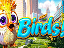 Игровые автоматы Птички! в онлайн-казино Вулкан 24