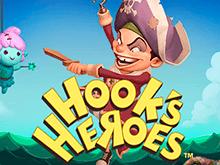 На онлайн сайте Vulkan Hook's Heroes