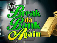 Mega Spins Break Da Bank Again — слот от компании Microgaming