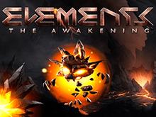Elements: The Awakening — игровой аппарат от NetEnt