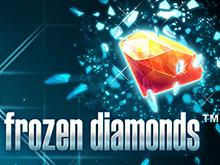 Замерзшие Бриллианты — игровой аппарат от Microgaming