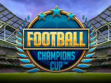 Football Champions Cup — слот о большом футболе от компании NetEnt