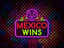 Mexico Wins — пятибарабанный автомат о Мексике